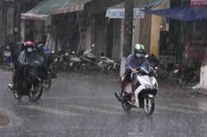 Dự báo thời tiết ngày mai 16/7: Hà Nội ngày nắng nóng, chiều tối có mưa rào và dông