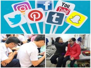 Gia tăng thanh thiếu niên mắc bệnh tâm thần vì 'nghiện' lướt web