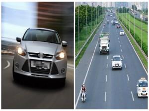 Lái xe ô tô ở tốc độ cao dễ tai nạn thảm khốc nếu không biết các nguyên tắc cơ bản