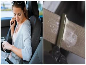 Lười vệ sinh dây đai an toàn ô tô tiềm ẩn nguy cơ lây bệnh khó lường