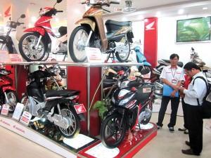 Mỗi ngày người Việt mua hơn 8.300 chiếc xe máy