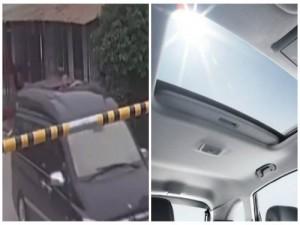Nguy hiểm khi trẻ thò đầu ra khỏi cửa sổ trời ô tô, cha mẹ nên biết để tránh