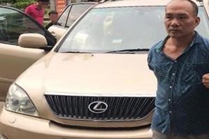 """Tổng giám đốc có """"sở thích"""" lái xe Lexus đi trộm cắp ban đêm"""