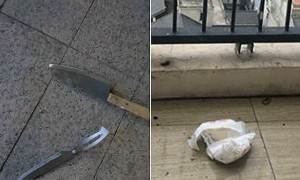 Từ ném dao thớt, băng vệ sinh, bao cao su đến tiểu bậy là thực tế đang diễn ra ở chung cư tại Hà Nội