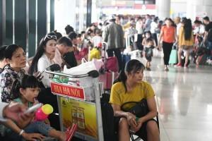 Vietjet Air đứng đầu danh sách về delay, hủy chuyến