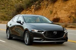 Xe ô tô Mazda3 có thể bị văng bánh khi đang chạy thận trọng khi lưu thông