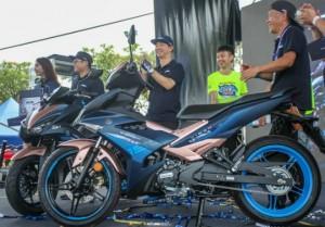 2019 Yamaha Exciter Doxou tái xuất, giá đắt hơn 2 triệu đồng
