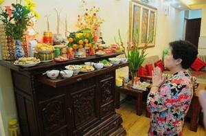 Bài cúng Rằm tháng 7 đúng chuẩn cổ truyền Việt Nam