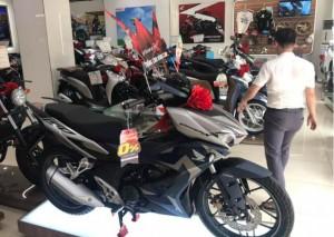 Bảng giá Honda Winner X mới nhất: Giảm sâu tới 1 triệu đồng