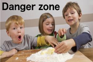 Bột mì ẩn chứa nhiều loại vi khuẩn nguy hiểm không ngờ