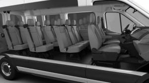 Có nên dùng xe Ford Transit làm xe buýt đón học sinh?