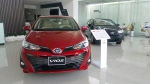 'Điểm mặt' những mẫu xe của Toyota giảm giá mạnh trong tháng này