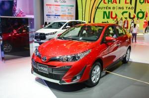 Top 5 ô tô bán chạy nhất thị trường Việt hiện nay