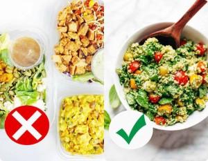 3 loại thực phẩm tưởng giảm cân hiệu quả, hóa ra lại khiến cho cân nặng của bạn cứ nhích dần lên