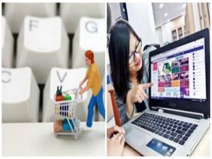 Bán hàng qua mạng - 'chiêu khuyến mãi, giảm giá sốc', thực tế chỉ toàn hàng 'rởm'