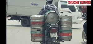 Công ty TNHH Đại Việt Châu Á: Nơi sang chiết bia giả các thương hiệu?