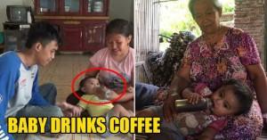 Cho con 6 tháng tuổi uống cà phê thay sữa mỗi ngày, mẹ trẻ bị chỉ trích tàn độc nhưng không phải ai cũng biết lý do đằng sau