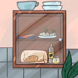 Cho tất cả thực phẩm vào tủ lạnh không phải là cách tốt nhất để bảo quản