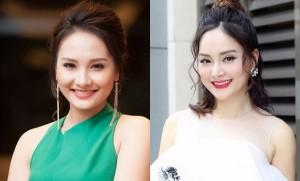 Đọ nhan sắc 2 nữ diễn viên đang nổi như cồn và giống nhau như lột của phim truyền hình Việt