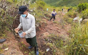 Đổ xô bắt bọ 3 sọc để bán giá gần 2 triệu/kg