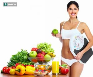 Không có thời gian để tập thể dục, ăn uống thế nào để giảm cân hiệu quả?