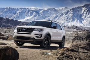 Lỗi ghế ngồi, Ford Explorer 2017 bị thu hồi gấp
