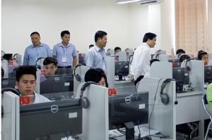 Thi THPT Quốc gia trên máy tính có khắc phục được gian lận thi cử?
