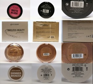 Thu hồi mỹ phẩm làm đẹp của Beauty Plus vì có chứa amiăng