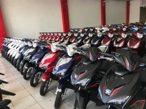 Bảng giá xe máy Honda mới nhất tháng 10/2019