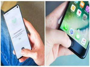 Cảm biến vân tay diện thoại không nhanh nhạy, thủ thuật khắc phục đơn giản