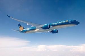 Dịch vụ Internet trên máy bay của Vietnam Airlines có giá bao nhiêu?