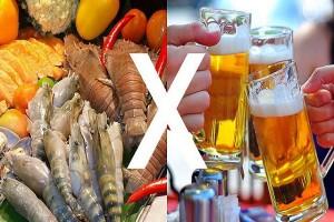 Những sai lầm khi ăn hải sản có thể gây họa bệnh tật, chết người