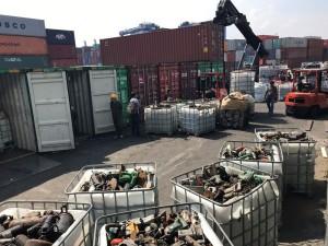 14 loại phế liệu bị dừng tạm nhập tái xuất tại Việt Nam