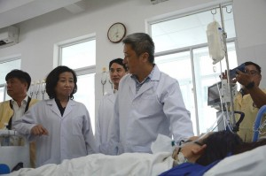 Bộ Y tế chưa có văn bản chính thức về loại thuốc gây tê nghi gây ra 3 vụ tai biến sản khoa