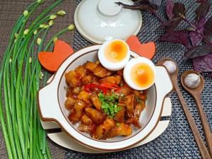 Món ngon mới lạ từ thịt heo, ăn với cơm cũng ngon mà ăn với mì cũng tuyệt!