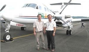 Những lần đầu tư triệu USD mua máy bay của bầu Đức và các doanh nhân Việt