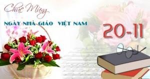 Những lời chúc 20/11 ý nghĩa nhất tặng thầy cô ngày Nhà giáo Việt Nam