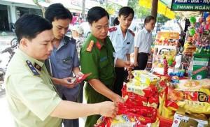 Thành lập 6 đoàn kiểm tra an toàn thực phẩm Tết Nguyên đán