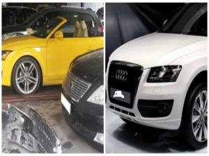 Thuộc dòng xe sang lừng lẫy thế giới nhưng ô tô Audi vẫn lộ nhiều lỗi gây khó chịu