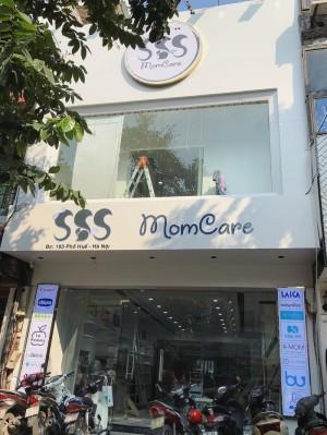 Tịch thu nhiều sản phẩm bán tại SSS Momcare do nghi vấn hàng nhập lậu