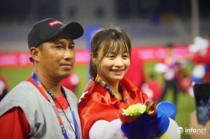 Chuyện ít biết về cầu thủ được mệnh danh là hoa hậu của đội tuyển bóng đá nữ Việt Nam