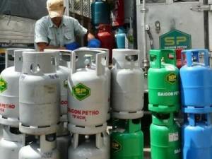 Giá gas tăng 3 tháng liền