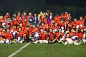 Giành HCV SEA Games 30, U22 Việt Nam được thưởng gần 10 tỷ đồng