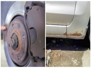 'Thủ phạm' chính khiến ô tô bị gỉ sét ít ai ngờ