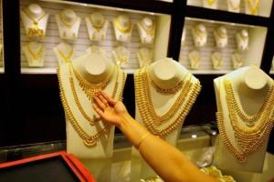 Vàng miếng SJC lên 42,2 triệu đồng/lượng