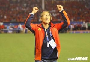 Vì sao HLV Park Hang-seo từ chối nhận HCV SEA Games 30?