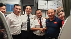 Vietjet tặng 1 năm bay miễn phí khắp châu Á cho đội bóng đá nam vô địch SEA Games