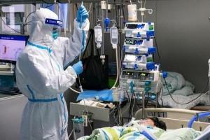 Chỉ 2 tiếng đồng hồ, thêm 37 người chết, 1.644 người mắc vì virus corona mới