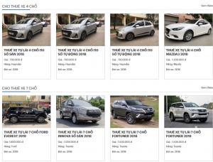 Dịch vụ thuê xe tự lái dịp Tết Canh Tý: Giá tăng, những mẫu xe hot 'cháy hàng'