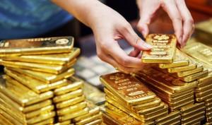 Giá vàng hôm nay 16/1/2020: USD suy yếu, vàng tăng vọt